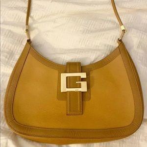 Brown vintage Gucci purse